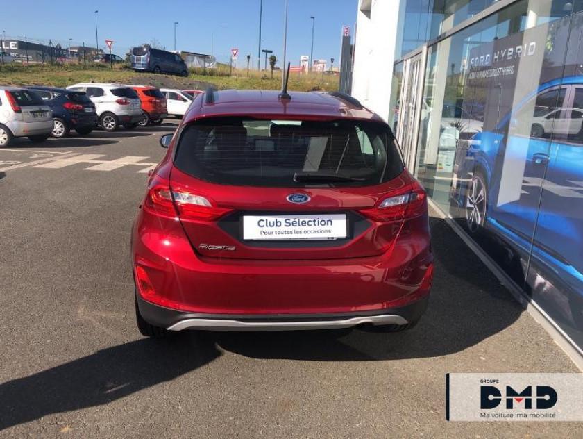 Ford Fiesta Active 1.5 Tdci 85ch S&s Plus Euro6.2 - Visuel #11