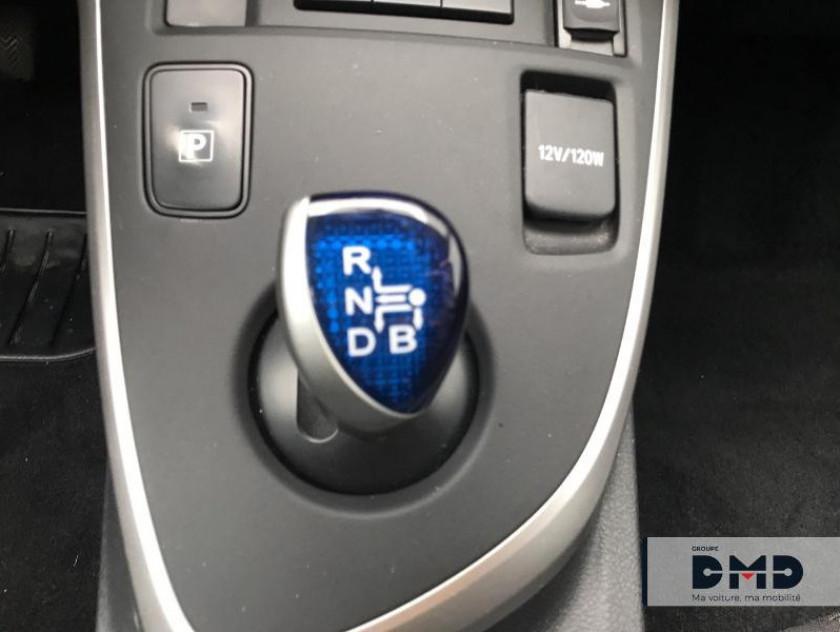 Toyota Auris Hsd 136h Dynamic - Visuel #7