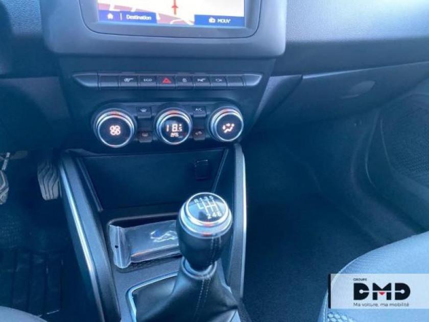 Dacia Duster 1.5 Dci 110ch Prestige 4x2 - Visuel #8