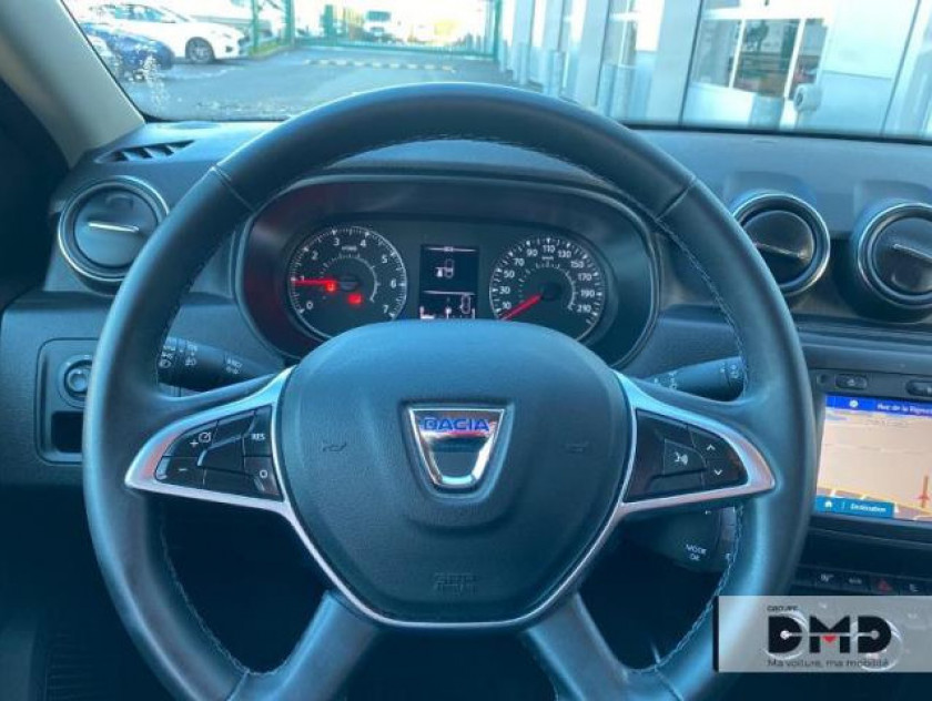 Dacia Duster 1.5 Dci 110ch Prestige 4x2 - Visuel #7