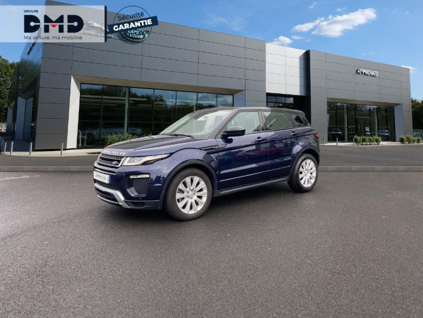 Land Rover Evoque 2.0 Td4 150 Se Dynamic Bva Mark Iii - Visuel #1