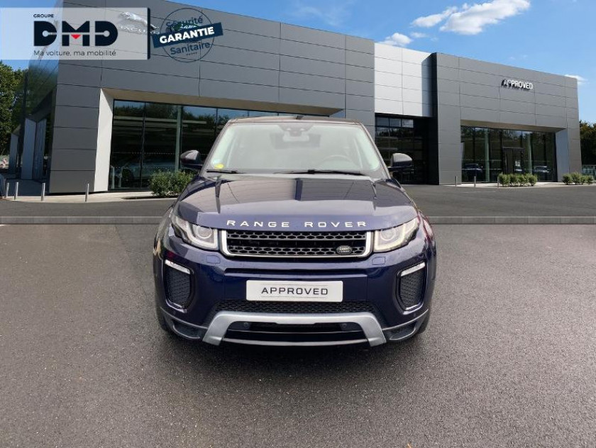 Land Rover Evoque 2.0 Td4 150 Se Dynamic Bva Mark Iii - Visuel #4
