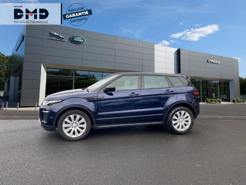 Land Rover Evoque 2.0 Td4 150 Se Dynamic Bva Mark Iii - Visuel #2