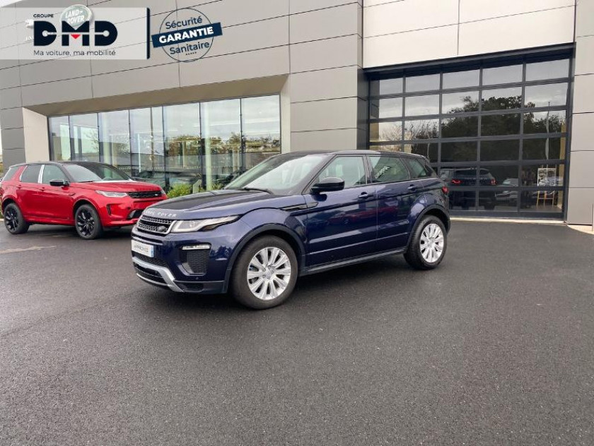 Land Rover Evoque 2.0 Td4 150 Se Dynamic Bva Mark Iii - Visuel #15