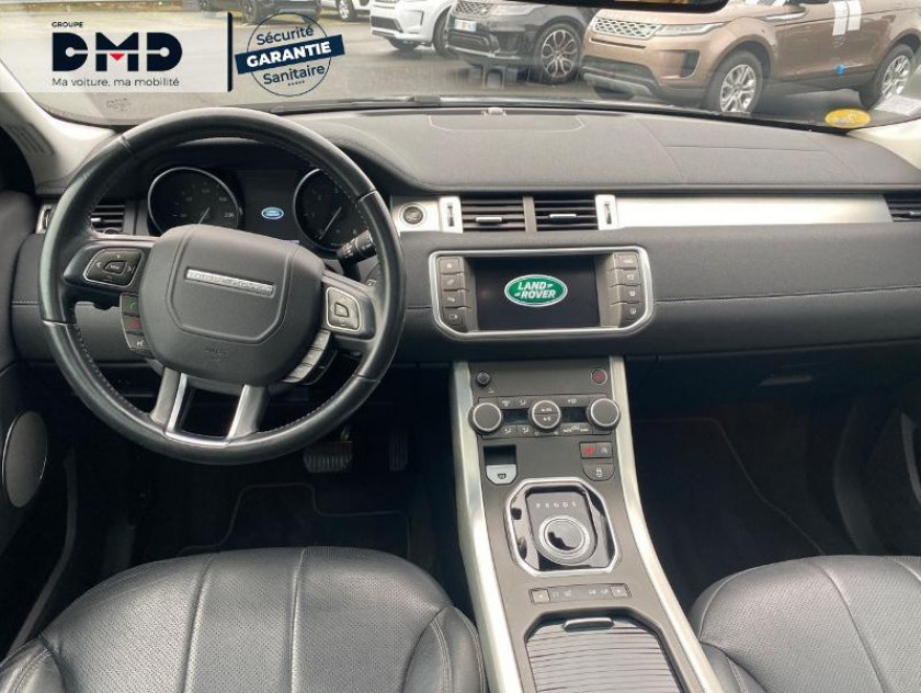 Land Rover Evoque 2.0 Td4 150 Se Dynamic Bva Mark Iii - Visuel #5