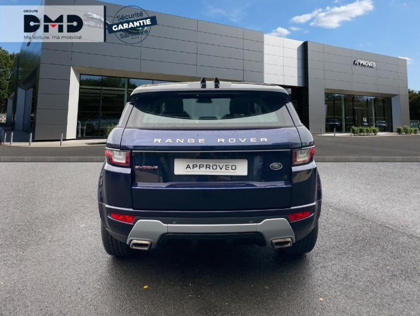 Land Rover Evoque 2.0 Td4 150 Se Dynamic Bva Mark Iii - Visuel #11