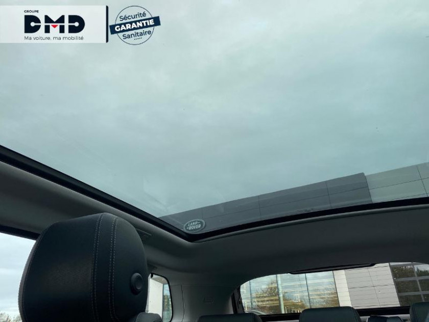 Land Rover Evoque 2.0 Td4 150 Se Dynamic Bva Mark Iii - Visuel #14