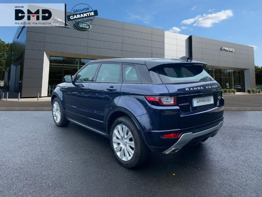 Land Rover Evoque 2.0 Td4 150 Se Dynamic Bva Mark Iii - Visuel #3