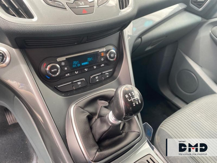 Ford Grand C-max 1.6 Tdci 115ch Fap Titanium X - Visuel #8