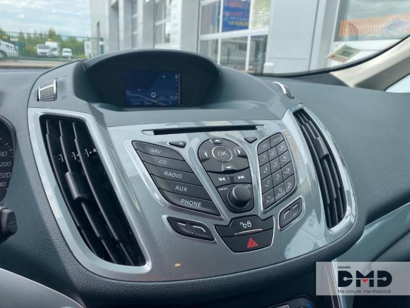 Ford Grand C-max 1.6 Tdci 115ch Fap Titanium X - Visuel #6