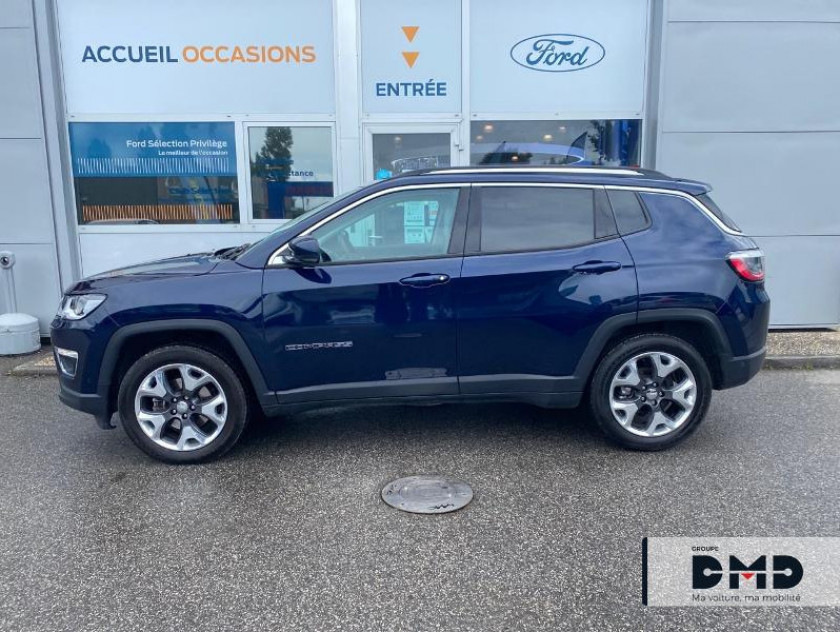 Jeep Compass 1.4 Multiair Ii 140ch Limited 4x2 - Visuel #2