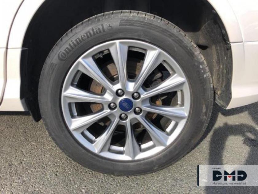 Ford Kuga 2.0 Tdci 180ch Stop&start Vignale 4x4 Powershift - Visuel #13