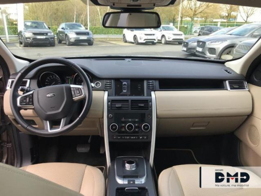Land-rover Discovery Sport 2.0 Td4 180ch Awd Hse Bva Mark Ii - Visuel #5