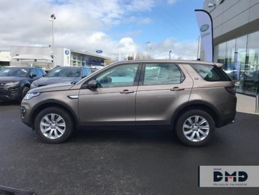 Land-rover Discovery Sport 2.0 Td4 180ch Awd Hse Bva Mark Ii - Visuel #2