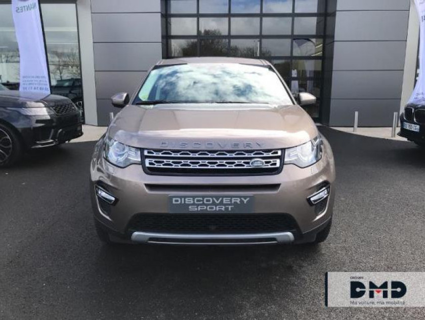 Land-rover Discovery Sport 2.0 Td4 180ch Awd Hse Bva Mark Ii - Visuel #4