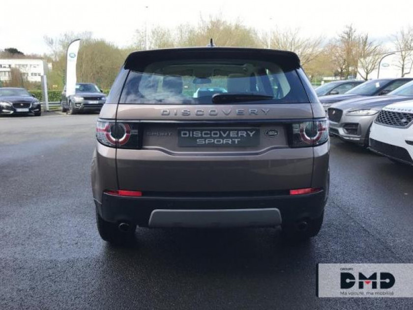 Land-rover Discovery Sport 2.0 Td4 180ch Awd Hse Bva Mark Ii - Visuel #11