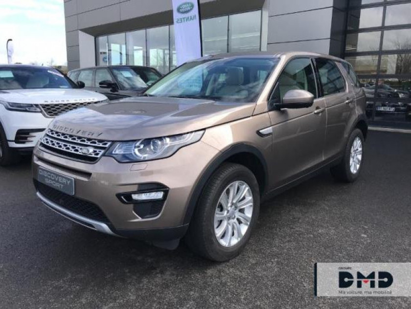 Land-rover Discovery Sport 2.0 Td4 180ch Awd Hse Bva Mark Ii - Visuel #15
