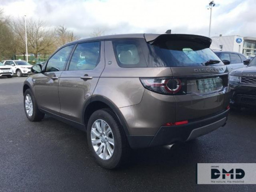 Land-rover Discovery Sport 2.0 Td4 180ch Awd Hse Bva Mark Ii - Visuel #3