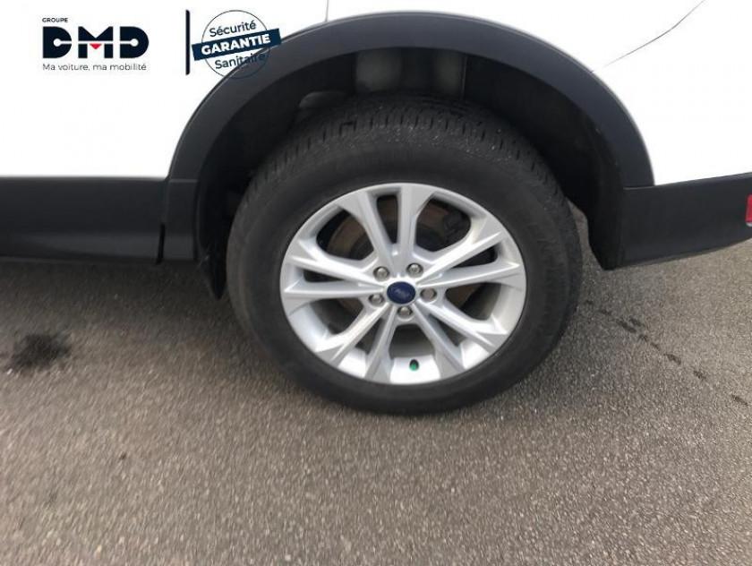 Ford Kuga 2.0 Tdci 180ch Stop&start Titanium 4x4 Powershift - Visuel #13