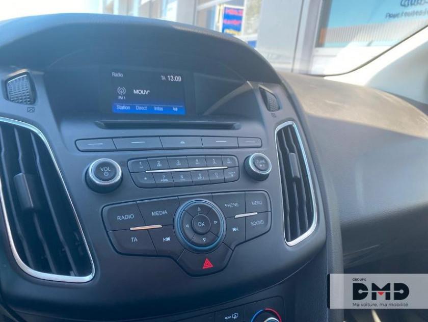Ford Focus 1.5 Tdci 95ch Stop&start Trend - Visuel #6
