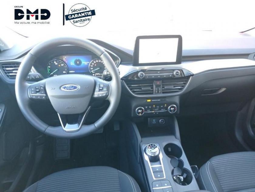 Ford Kuga 2.5 Duratec 225 Ch Powersplit Phev E-cvt S&s Titanium 5p - Visuel #5