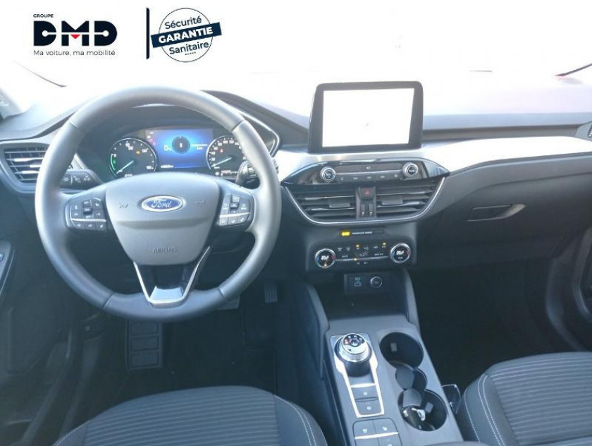 Ford Kuga 2.5 Duratec 225ch Powersplit Phev Titanium E-cvt 8cv - Visuel #5