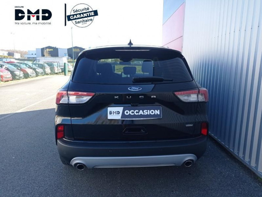 Ford Kuga 2.5 Duratec 225 Ch Powersplit Phev E-cvt S&s Titanium 5p - Visuel #11