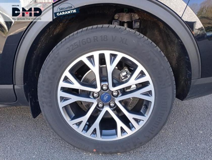 Ford Kuga 2.5 Duratec 225ch Powersplit Phev Titanium E-cvt 8cv - Visuel #13