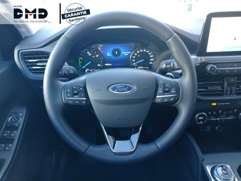 Ford Kuga 2.5 Duratec 225ch Powersplit Phev Titanium E-cvt 8cv - Visuel #7