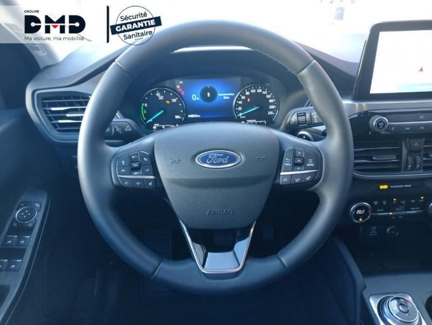 Ford Kuga 2.5 Duratec 225 Ch Powersplit Phev E-cvt S&s Titanium 5p - Visuel #7