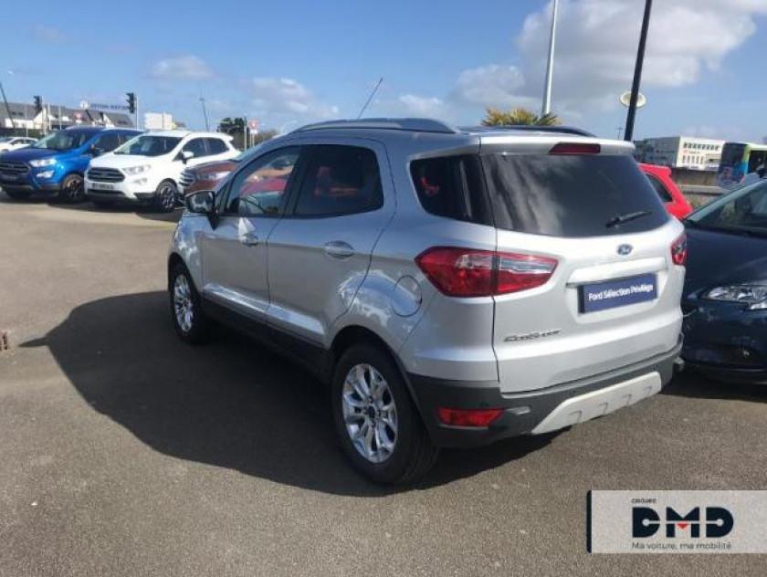 Ford Ecosport 1.5 Tdci 100ch Titanium - Visuel #3