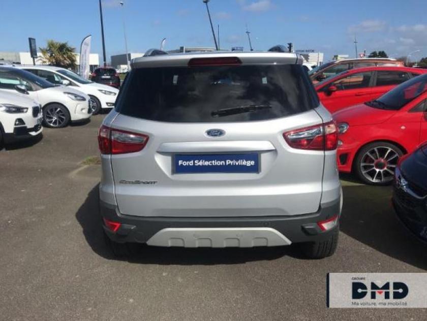 Ford Ecosport 1.5 Tdci 100ch Titanium - Visuel #11