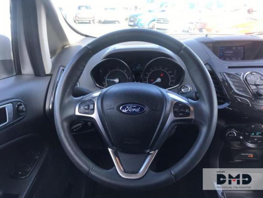 Ford Ecosport 1.5 Tdci 100ch Titanium - Visuel #7