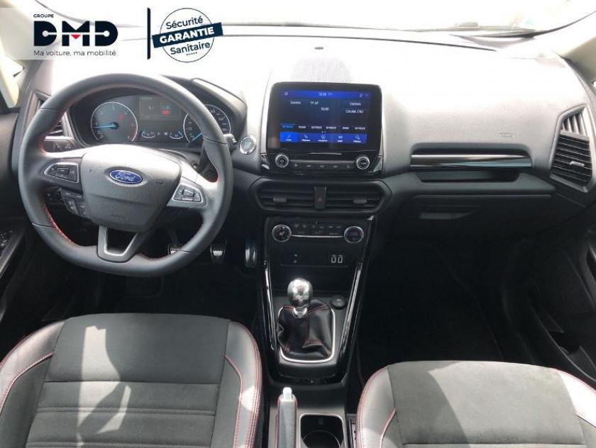 Ford Ecosport 1.5 Ecoblue 95ch St-line - Visuel #5