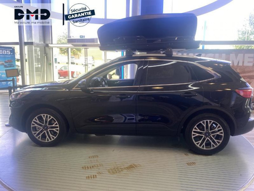 Ford Kuga 2.5 Duratec 225ch Powersplit Phev Titanium E-cvt - Visuel #2