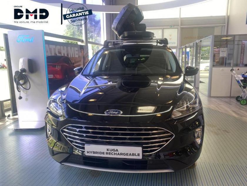 Ford Kuga 2.5 Duratec 225ch Powersplit Phev Titanium E-cvt - Visuel #4