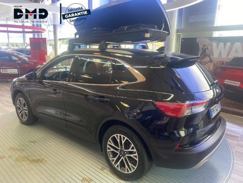 Ford Kuga 2.5 Duratec 225ch Powersplit Phev Titanium E-cvt - Visuel #3