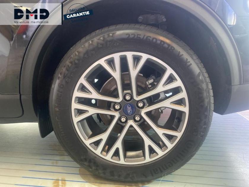 Ford Kuga 2.5 Duratec 225ch Powersplit Phev Titanium E-cvt - Visuel #13