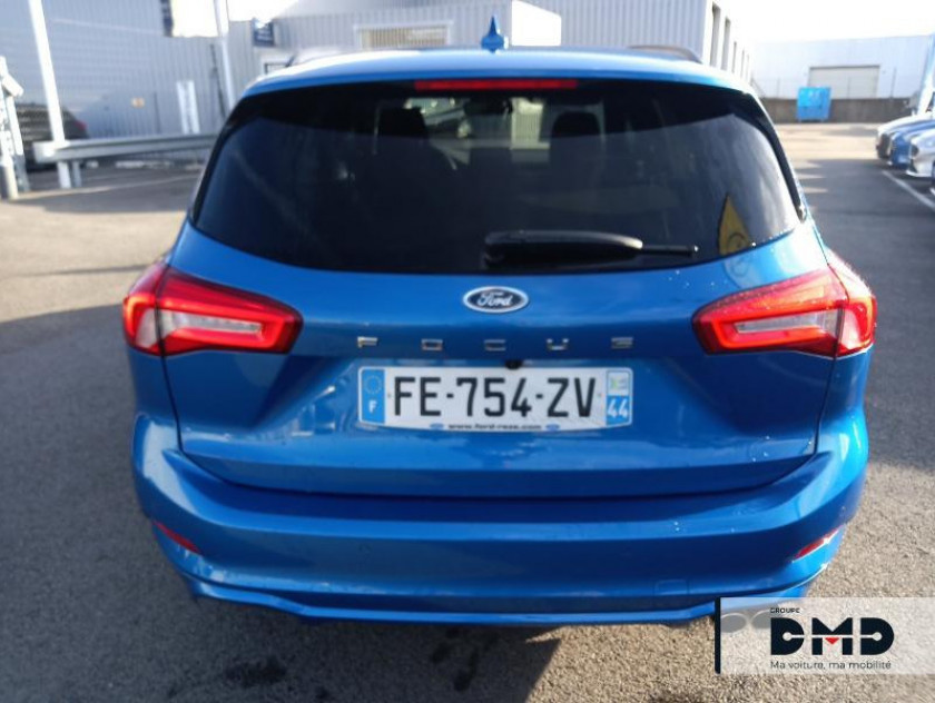 Ford Focus Sw 1.0 Ecoboost 125ch Stop&start St-line Business Bva - Visuel #11
