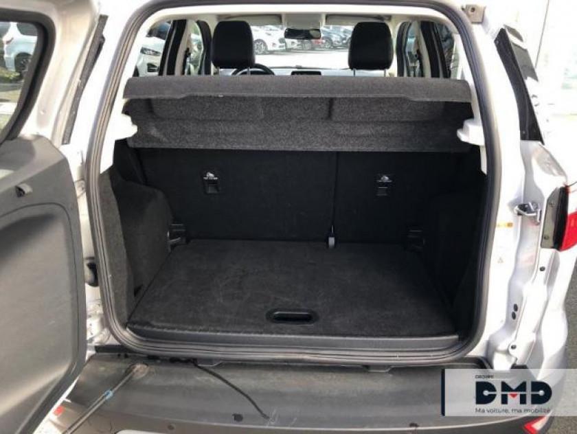 Ford Ecosport 1.5 Ecoblue 95ch Titanium - Visuel #12