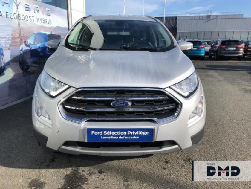 Ford Ecosport 1.5 Ecoblue 95ch Titanium - Visuel #4