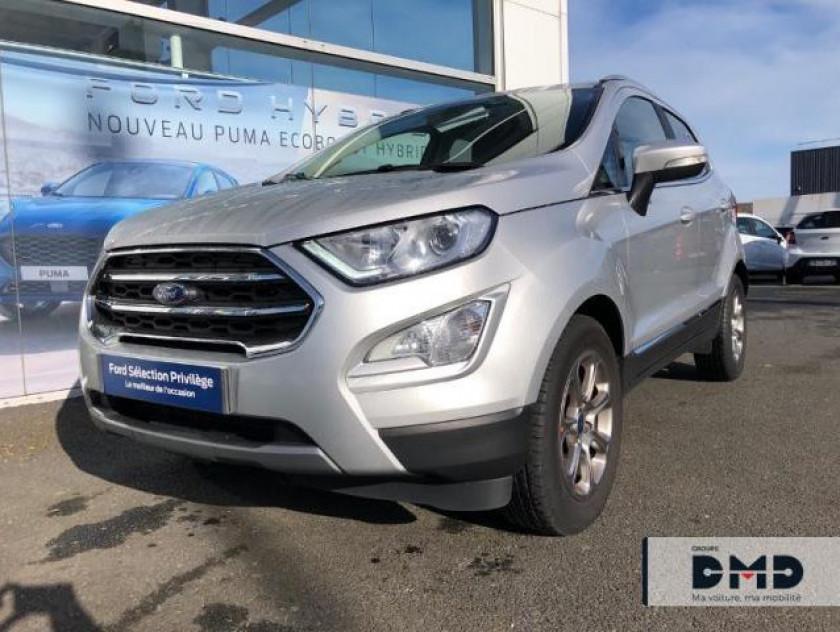 Ford Ecosport 1.5 Ecoblue 95ch Titanium - Visuel #15