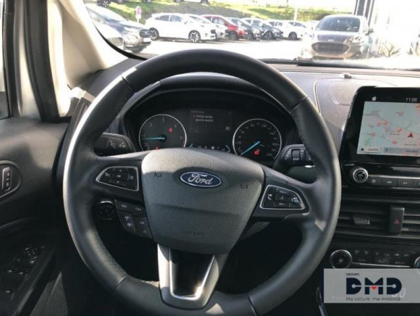 Ford Ecosport 1.5 Ecoblue 95ch Titanium - Visuel #7