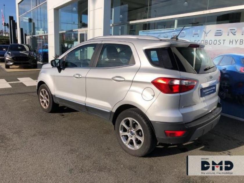 Ford Ecosport 1.0 Ecoboost 100ch Titanium Business Euro6.2 - Visuel #3