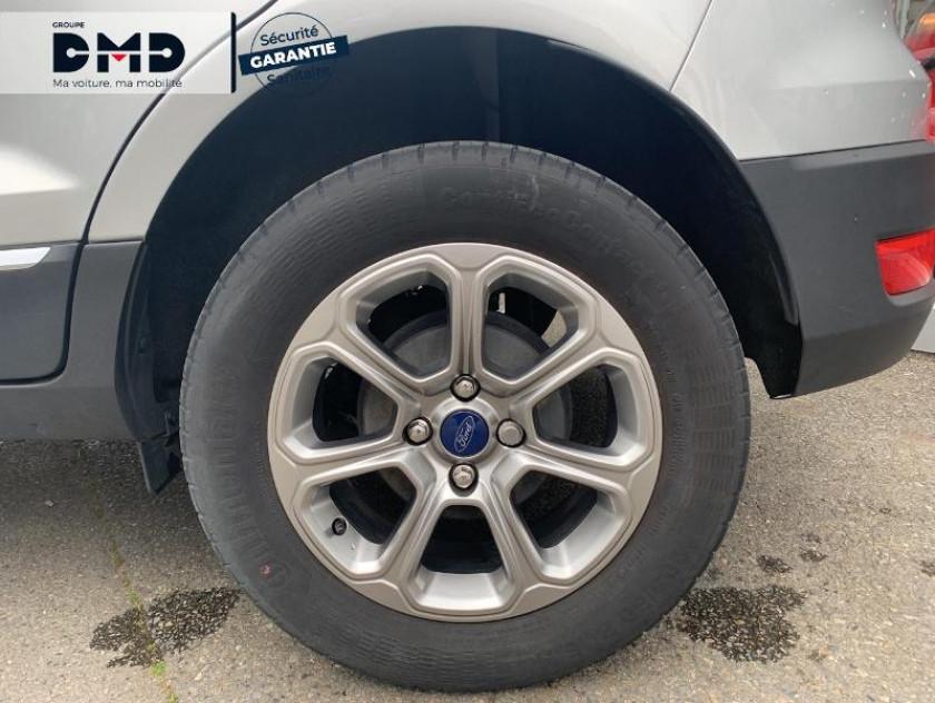 Ford Ecosport 1.0 Ecoboost 100ch Titanium Business Euro6.2 - Visuel #13
