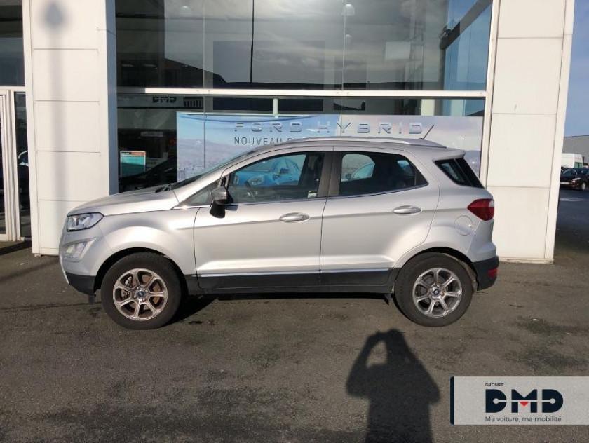 Ford Ecosport 1.0 Ecoboost 100ch Titanium Business Euro6.2 - Visuel #2