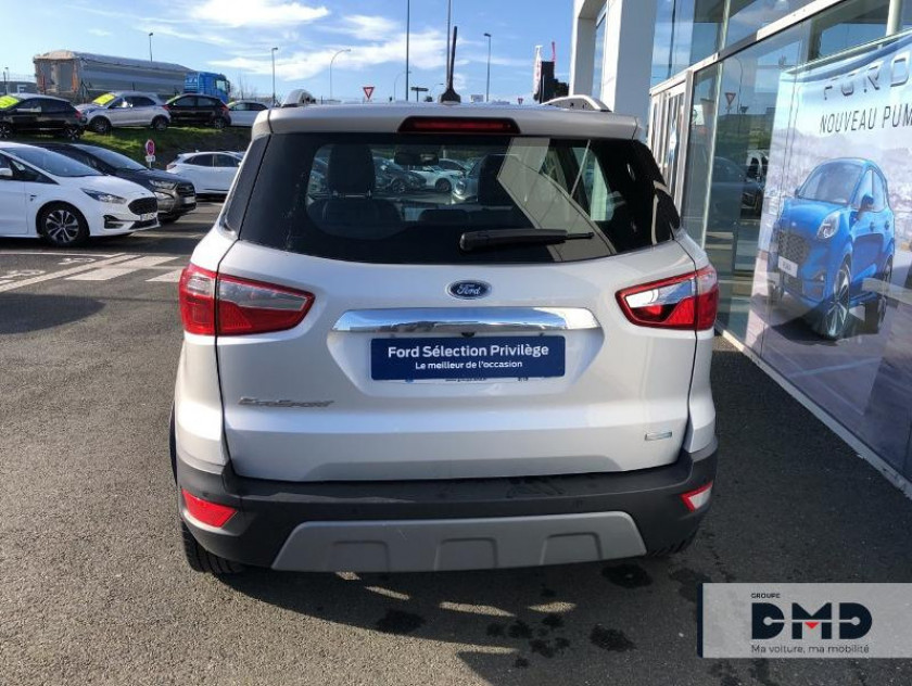 Ford Ecosport 1.0 Ecoboost 100ch Titanium Business Euro6.2 - Visuel #11