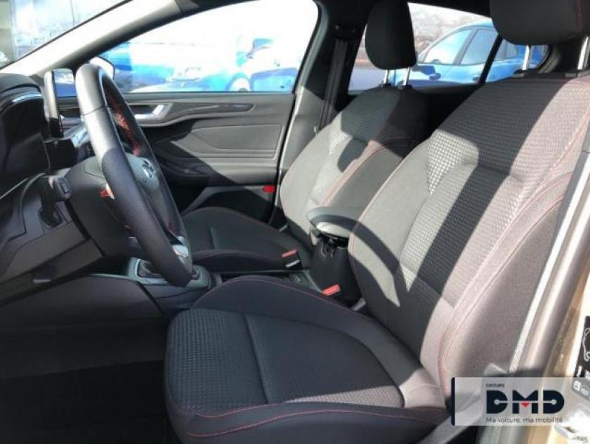 Ford Focus 1.0 Ecoboost 125ch St-line - Visuel #9