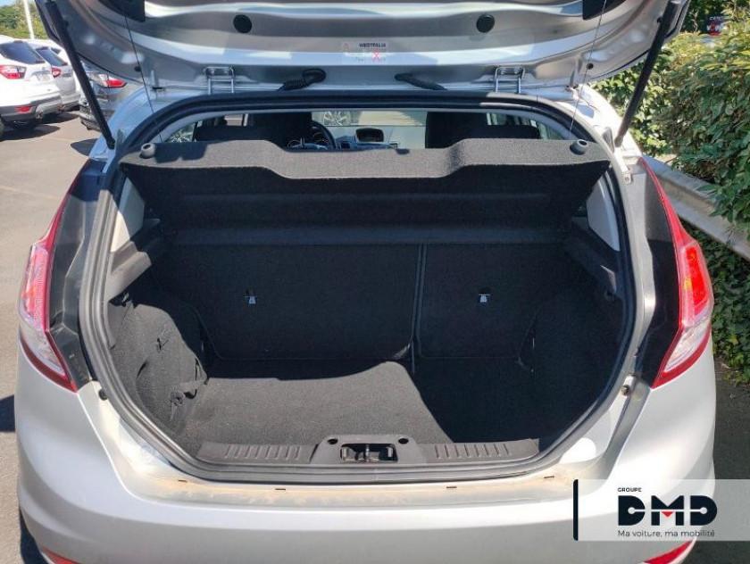 Ford Fiesta 1.5 Tdci 75ch Fap Trend 5p - Visuel #12