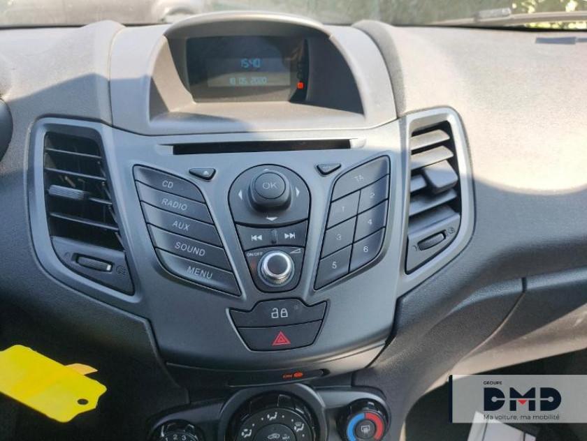 Ford Fiesta 1.5 Tdci 75ch Fap Trend 5p - Visuel #6